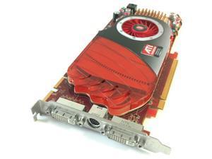ATI Radeon HD 4850 Single Fan 512MB GDDR3 4850-512MB Video Graphic Card GPU