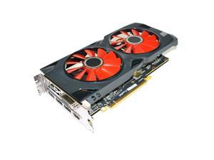 XFX Radeon RX 570 Dual Fan 4GB GDDR5 RX-CYBERB VE.0 Video Graphic Card GPU
