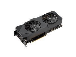 ASUS GeForce RTX 2080 Super 8GB Evo OC V2 LED GDDR6 DUAL-RTX2080S-O8G-EVO-V2 Video Graphics Card GPU