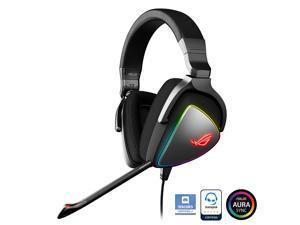 ASUS ROG Delta USB-C Gaming Headset for PC Mac PS 4 Aura Sync RGB Lighting