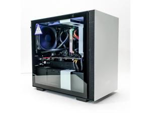 Custom Gaming Desktop PC - Intel i7-9700F - GeForce GTX 1080 8GB - 16GB DDR4 RAM - 512GB NVME M.2 SSD - No HDD