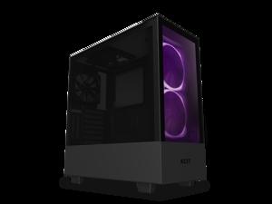 NZXT H510 Elite Black RGB ATX Mid Tower Tempered Glass Desktop Computer Case B