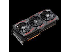 ASUS Radeon RX 5600 XT 6GB STRIX OC LED GDDR6 Video Graphics Card GPU
