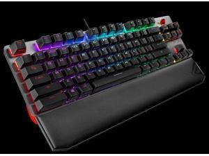 ASUS ROG Strix Scope TKL Wired Mechanical RGB Gaming Keyboard Cherry MX Brown