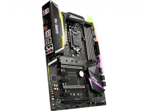 MSI Z370 Gaming Pro Carbon AC Intel Z370 1151 LGA ATX M.2 Desktop Motherboard B