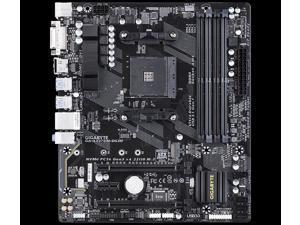 Gigabyte GA-AX370M-DS3H AMD Socket X370 AM4 MicroATX M.2 Desktop Motherboard B