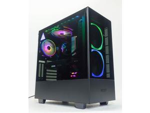 Custom Gaming Desktop PC - Intel i9-10850K 3.6GHz - GeForce RTX 3070 8GB - 32GB DDR4 RAM - 1TB NVME M.2 SSD (Solid State Drive) - 600w 80+ White PSU - Wi-Fi