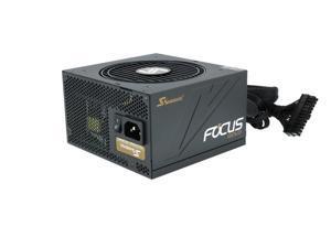 Seasonic FOCUS GM-550 SSR-550FM 550W 80+ Gold Semi-Modular Systems Power Supply