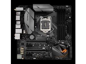 ASUS ROG STRIX Z270G GAMING Z270 1151 mATX Gaming Motherboard M.2 RGB A