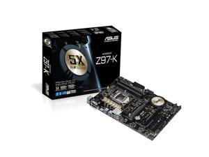 ASUS Z97-K/CSM Z97 1150 ATX Motherboard M.2 B