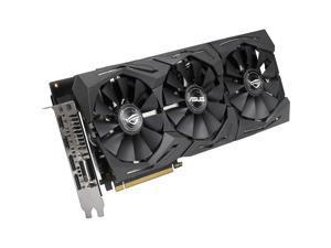 ASUS Radeon RX 580 8GB OC ROG STRIX GDDR5 ROG-STRIX-RX580-O8G-GAMING