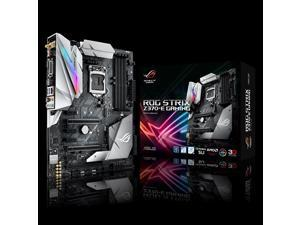 ASUS ROG STRIX Z370-E GAMING Intel LGA Z370 1151 ATX M.2 Desktop Motherboard B