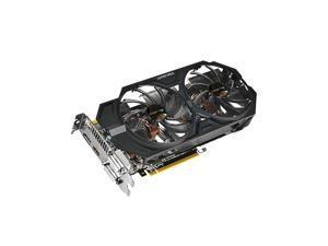Gigabyte GeForce GTX 760 2GB Windforce GDDR5 GV-N760WF2OC-2GD Video Card GPU