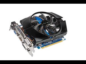 Gigabyte GeForce GTX 650 2GB GDDR5 GV-N650OC-2GI Video Card GPU
