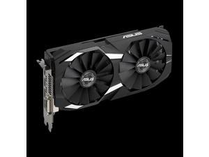 ASUS Radeon RX 580 8GB DUAL OC DDR5 DUAL-RX580-O8G Video Card GPU