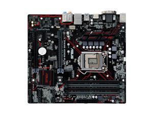 ASUS PRIME B250M-PLUS Intel LGA B250 1151 MicroATX M.2 Desktop Motherboard A