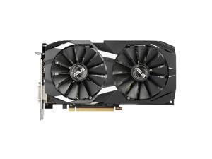 ASUS Radeon RX 580 8GB DUAL DDR5 DUAL-RX580-8G Video Card GPU