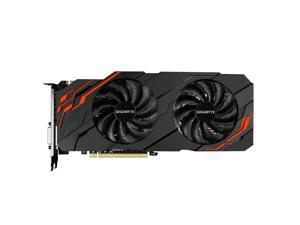 Gigabyte GeForce GTX 1070 Ti Windforce 8GB (GV-N107TWF2-8GD) Video Graphics Card