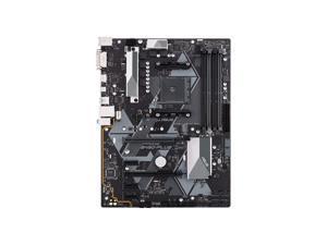 ASUS PRIME B450-PLUS AMD Socket B450 AM4 ATX Desktop Motherboard B