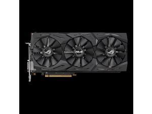 ASUS Radeon VEGA 56 ROG-STRIX-RXVEGA56-O8G-GAMING Video Card GPU
