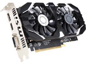 MSI Geforce GTX 1050Ti 4GB OC GDDR5 GeForce GTX 1050 Ti 4GT OC Video Card GPU