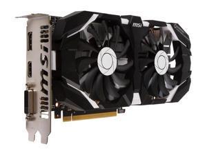 MSI Geforce GTX 1060 6GB OC GDDR5 GeForce GTX 1060 6GT V1 Video Card GPU