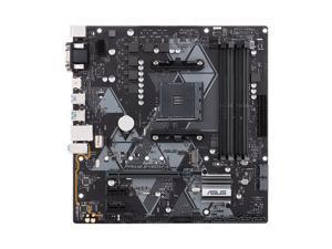 PRIME B450M-A/CSM AMD Socket B450 AM4 MicroATX Desktop Motherboard B