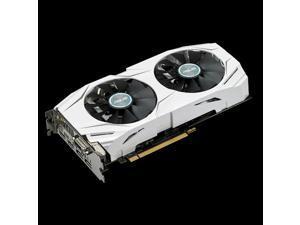 ASUS GeForce GTX 1060 DUAL-GTX1060-O3G 3GB 192-Bit GDDR5 PCI Express 3.0 HDCP Ready Video Card