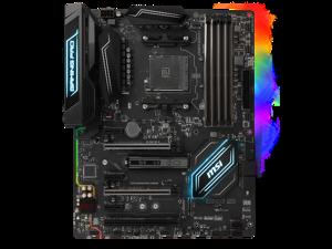 MSI X370 Gaming Pro Carbon AMD AM4 DDR4 Desktop Motherboard A