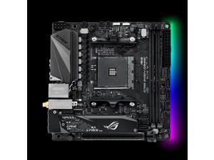ROG STRIX B450-I GAMING AMD Socket B450 AM4 Mini-ITX Desktop Motherboard B