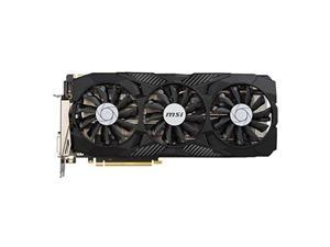 MSI GeForce GTX 1070Ti 8GB Duke LED GDDR5 Video Graphics Card GPU