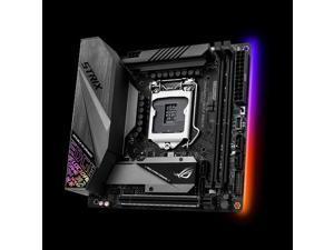 ASUS ROG STRIX Z390-I GAMING Intel Z390 1151 LGA Mini-ITX M.2 Desktop Motherboard A