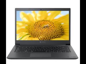 "2021 Newest Toshiba Dynabook Tecra A40-G 14"" FHD (1920x1080) Business Education Laptop(Intel Celeron 5205U Dual Core, 4GB DDR4 RAM, 128GB PCIe SSD) HDMI, RJ-45, Webcam, Windows 10 Pro"