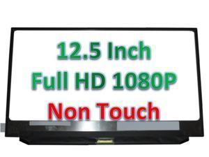 """12.5"""" LED Screen for LENOVO THINKPAD YOGA X260 LCD LAPTOP N125HCE-GN1 NON TOUCH"""