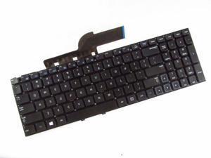 "NEW Samsung NP300E5C 300E5C 15.6"" notebook laptop US black keyboard No Frame"