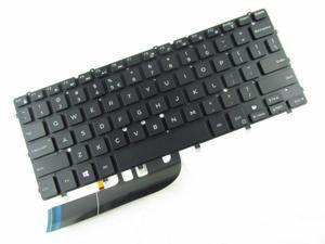 Original New for Dell Inspiron 15 7547 15 7548 keyboard US Backlit no frame