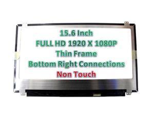 """15.6"""" 1920x1080 LED Screen for HP EliteBook 850 G3 LCD LAPTOP B156HTNN03.5"""