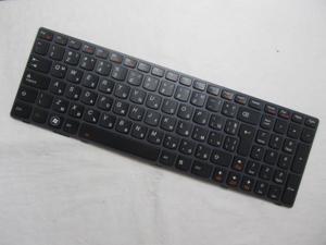 Lenovo Ideapad Y580 Y580-US Keyboard - Backlit 25203434 European