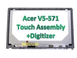 """NEW! TOUCH SCREEN B156XTN03.1 LCD Laptop 15.6"""" Acer Aspire V5-571P-6642 MS2361"""