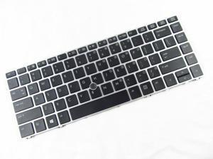 Genuine HP Elitebook folio 9470m Keyboard Backlit 697685-001 702843-001 US