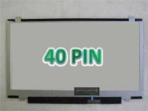 Fujitsu Lifebook E744 LCD Screen Panel CP624214-01 HD+ Tested Ships Today