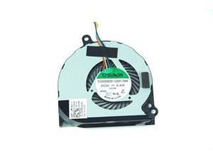 Easyget Genuine Dell Latitude E6320 Processor CPU Cooling Fan MF60070V1-C040-G99