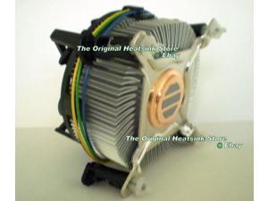 Intel Core 2 Duo CPU Cooling Fan for E6550-E6600-E6700-E6750-E6850 LGA775 - New