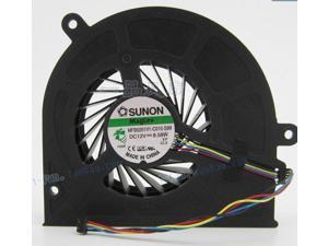 NEW FOR Lenovo B50-30 All-in-One CPU Cooling Fan 023.1001N.0001 BUB1112DD