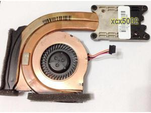 UMA hk-part Fan Replacement for Lenovo Thinkpad T420S T420SI Cpu Cooling Fan with Heatsink FRU P//N 04W1712 Integrated