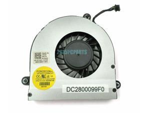 New for DELL ALIENWARE M17x R3 R4 CPU Cooling Fan DC28000CMF0 DC2800099F0