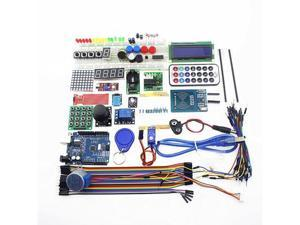UNO R3 KIT Upgraded version of the for- Starter Kit the RFID learn Suite Stepper Motor + ULN2003