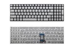 New For ASUS 0KN0-N31UI13 0KNB0-6127UI00 9Z.N9DSU.01D Black US Keyboard no Frame
