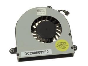 New CPU Cooling Cooler Fan for Dell Alienware M17x R3 R4 P/N:DFS531205HC0T FA50 0GVHX3 DC2800099F0
