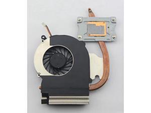 3 PIN New Laptop CPU cooling fan for HP 646183-001 646181-001 460201500-600-G With Heatsink